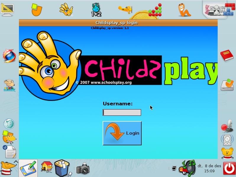 01 childsplay en anglés però el sistema en valencià
